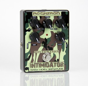 Signature Gary Hoey Pedal by Rocktron