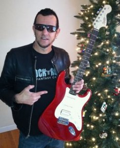 12th Annual Ho Ho Hoey Guitar Give-Away